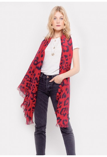 kitty-cherry-scarf-model-shot L&L £140