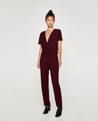 Zara jumpsuit £17.99