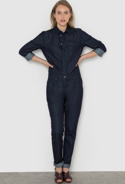 La Redoute Denim Jumpsuit £49.99