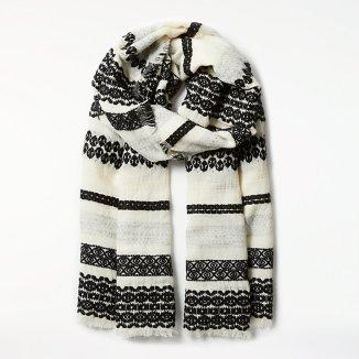 John Lewis Black & White AndOr £40.00