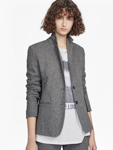 French Connection Antonia Tweed Jacket £135