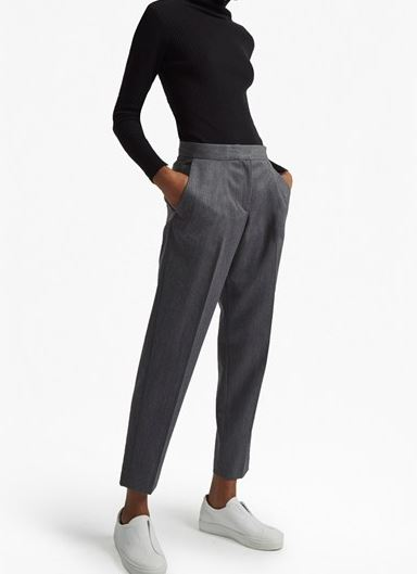 French Connection Frieda Wool trousers £110