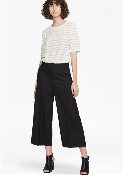 French Connection Tallulah cropped trousers £110