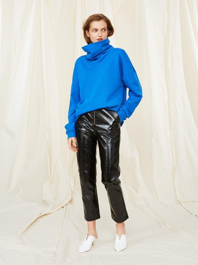 KITRI-Studio-Scout-Cowl-Neck-Sweatshirt £55