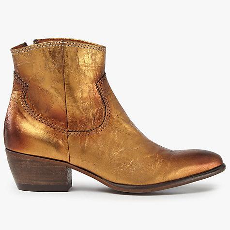 John Lewis AndOr Gold Boots £119