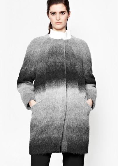 French Connection Ombre coat, was £225, now £110