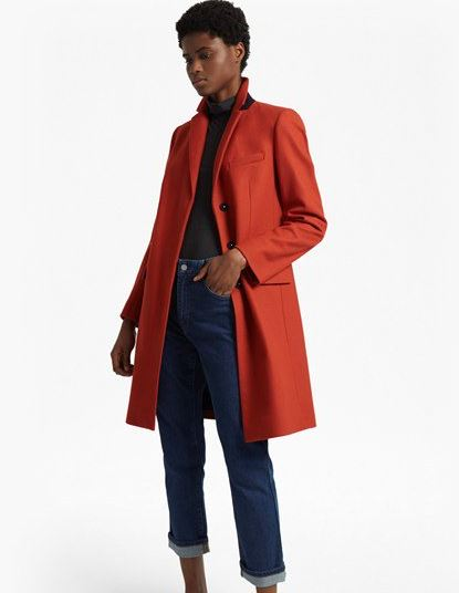French Connection Platform Smart coat was £185, now £111.