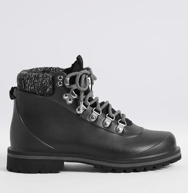 M&S waterproof boot £59