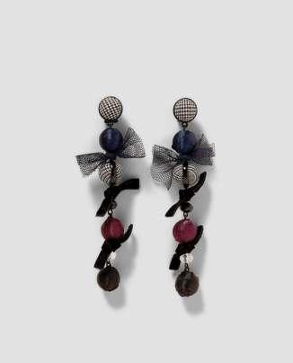Zara long earrings £9.99