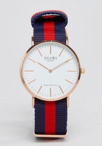Asos Reclaimed Vintage Inspired Watch £25