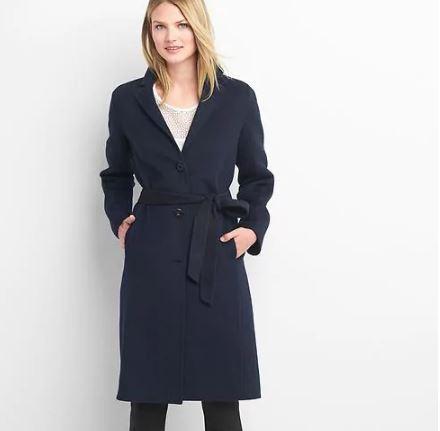 Gap Classic Wool Coat £92.99