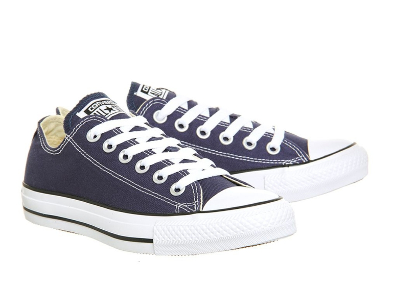 Leather Converse, Office at Topshop £49