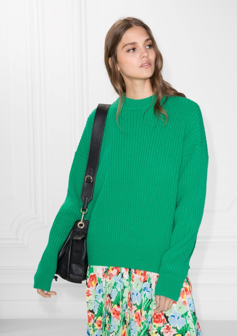 & Other Stories Oversized Straight Sweater £69
