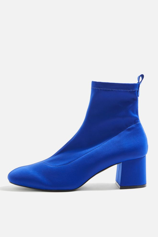 Topshop Buttercup Sock boot £36