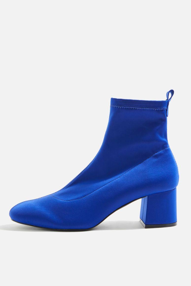 Topshop Buttercup Sock boot £36
