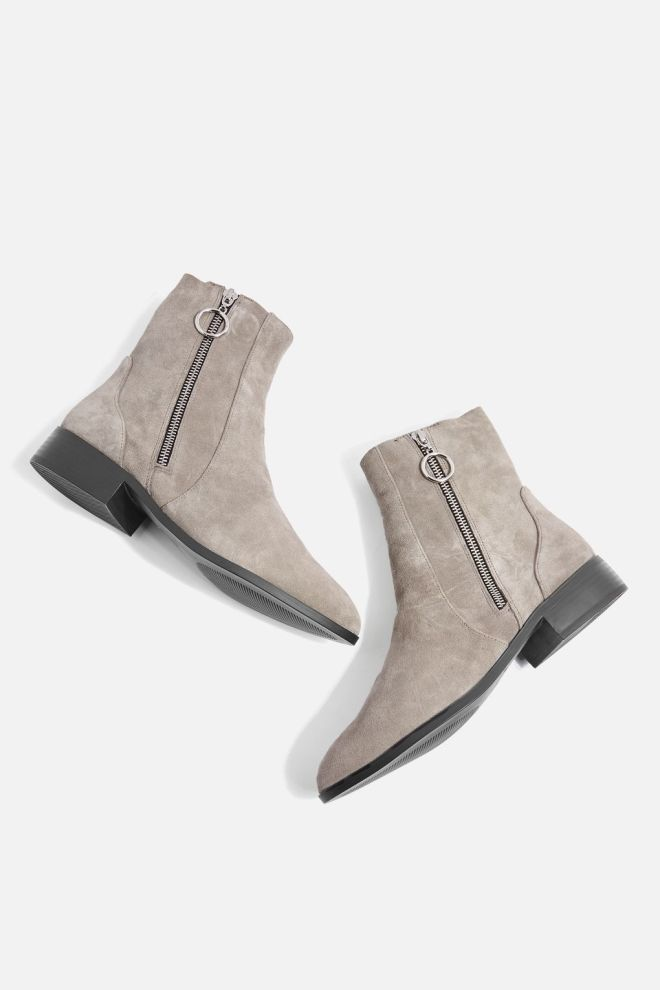 Topshop Kick ankle boots £49