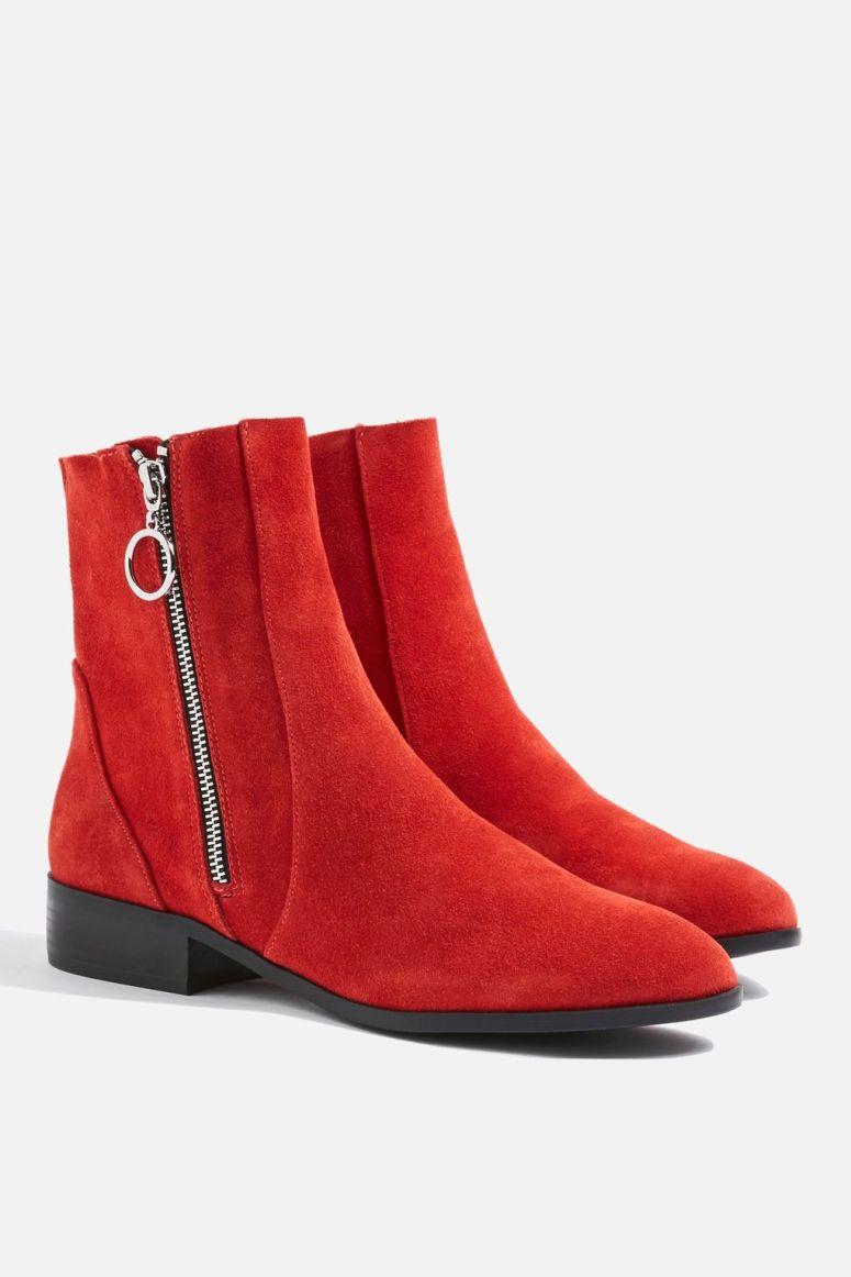 Topshop Kick ankle boots £49