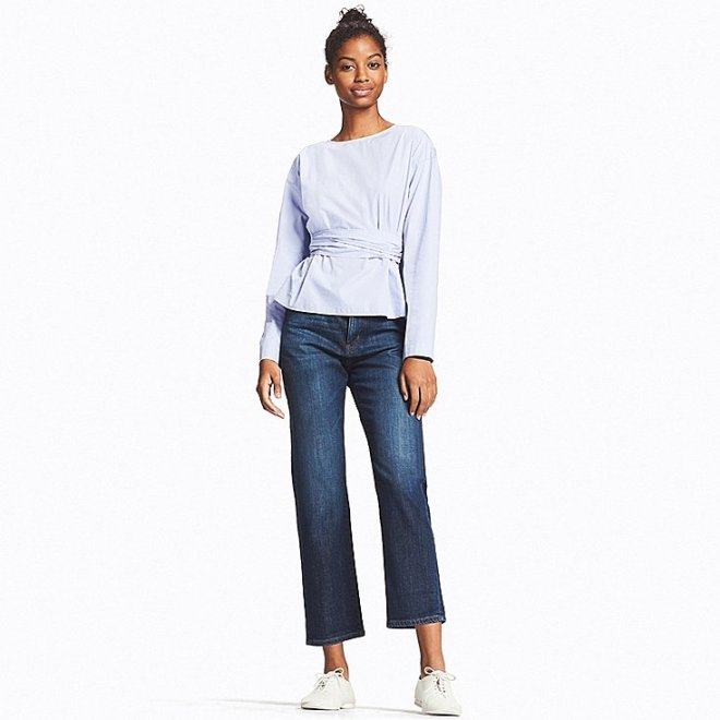 Uniqlo high rise boyfriend £24.90