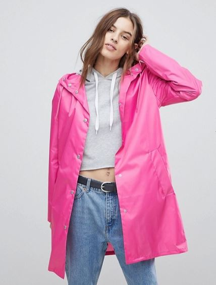 Asos Noisy May raincoat £38