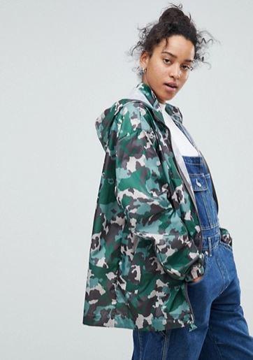 Asos Rainwear jacket £25