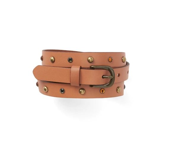 Gap skinny belt with stones & studs £22.95