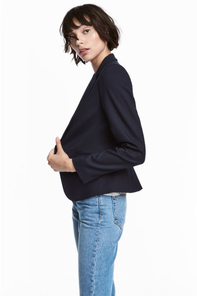 H&M fitted jacket £24.99