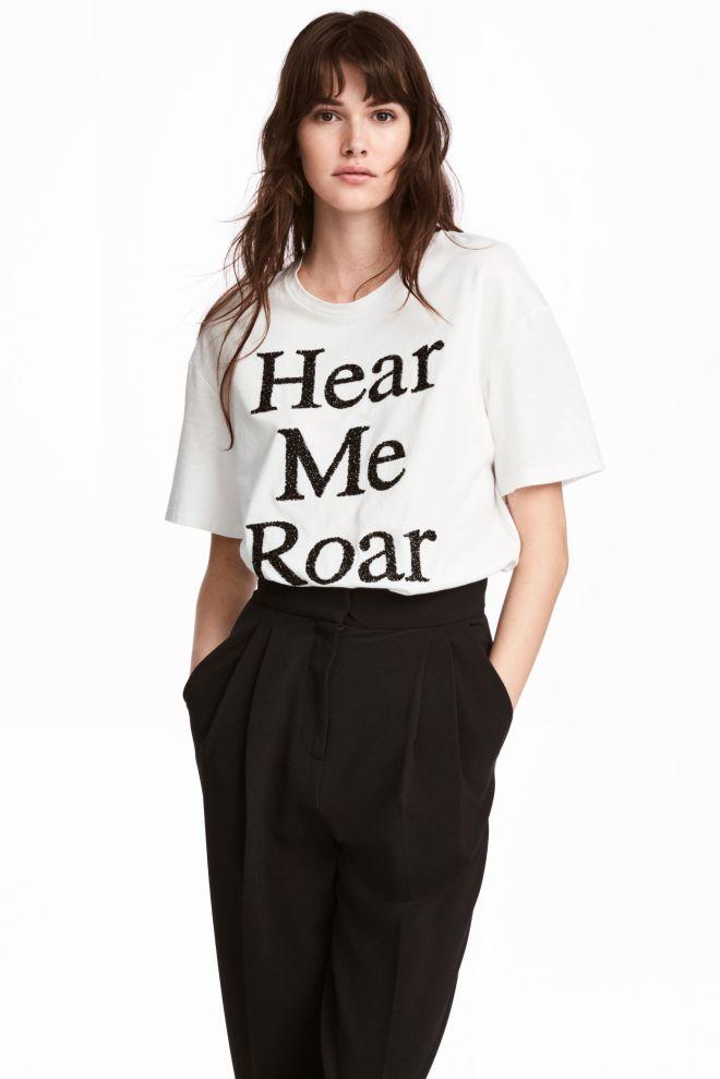 H&M Hear me Roar £8.99