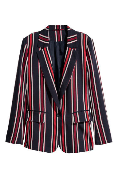 H&M striped jacket £34.99