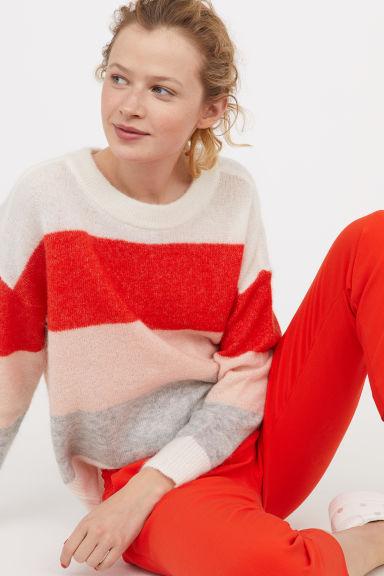 H&M Wool-blend jumper £24.99