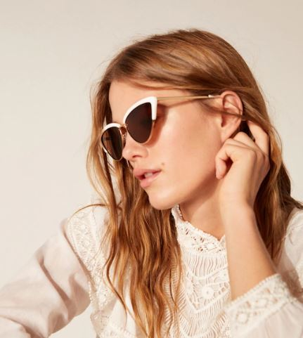 Mango Cat-Eye Sunglasses £19.99