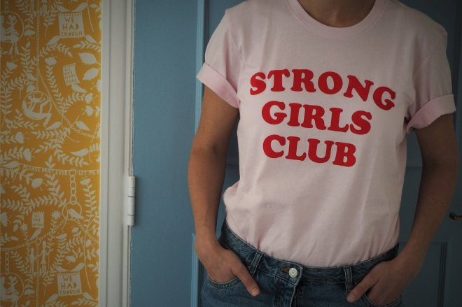 Muthahhood Strong Girls Club £22