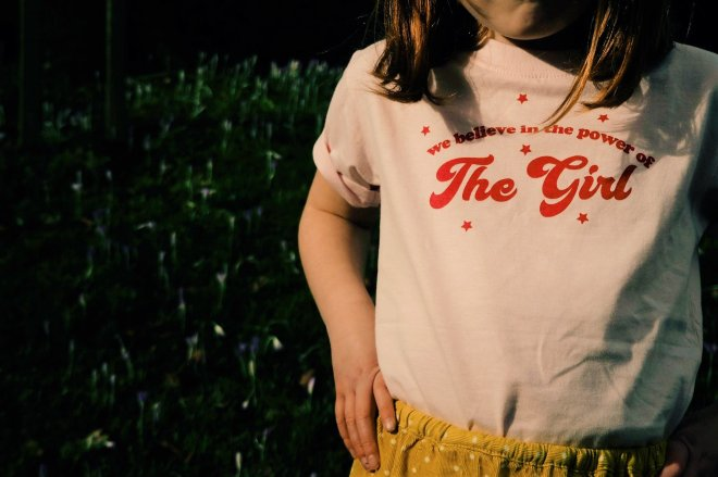 Muthahood, we believe in the power of the girl, £14