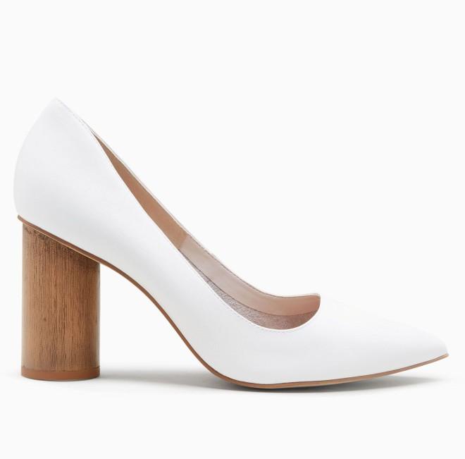 Next Cylinder heel shoe £55