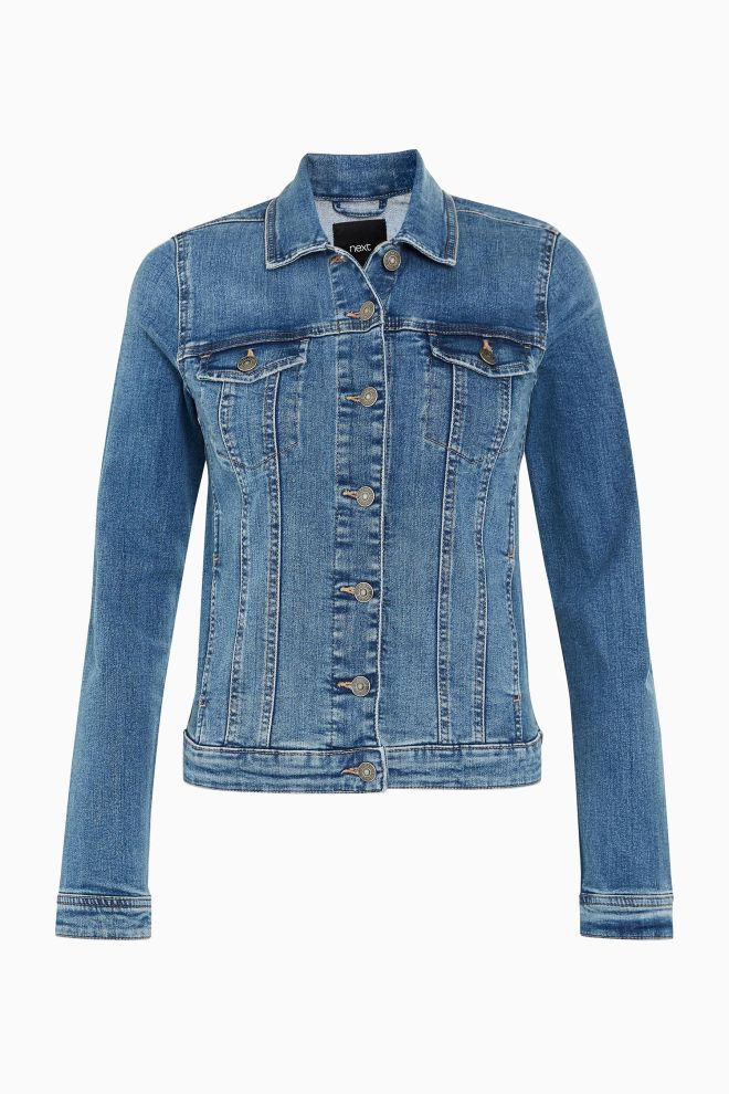 Next denim jacket £32