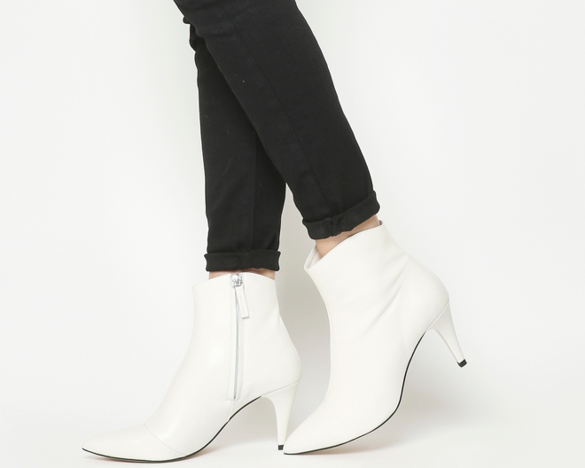 Office Ab Fab Stiletto Boots £90