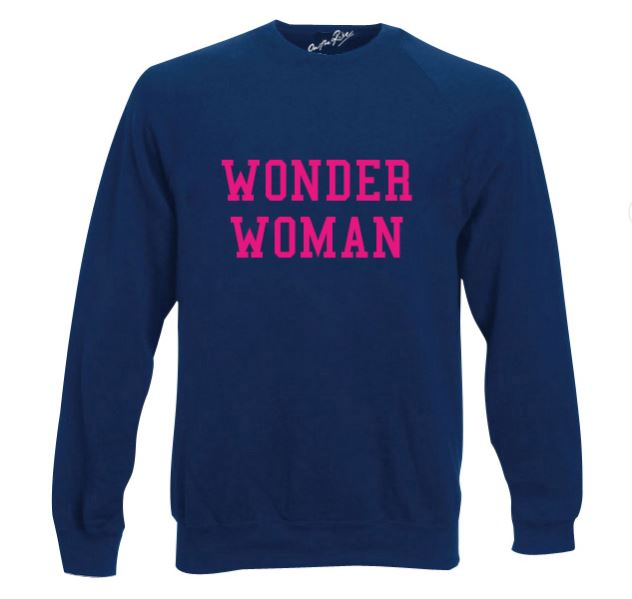 On The Rise Wonder Woman £70