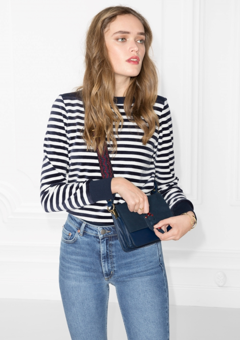 & Other Stories Bateau top £49