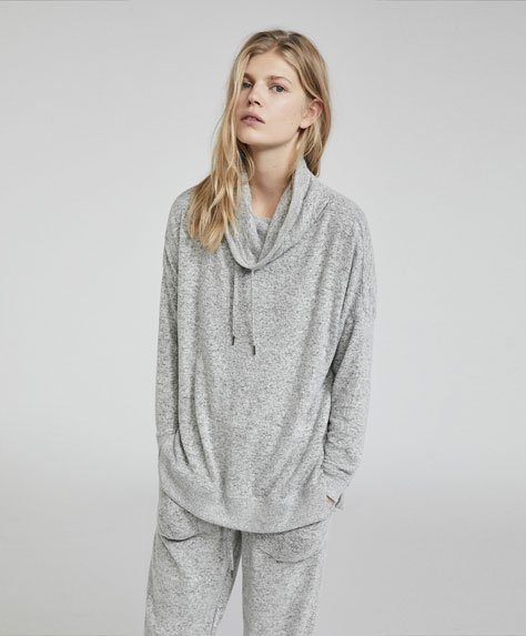 Oysho extra soft sweater £25.99