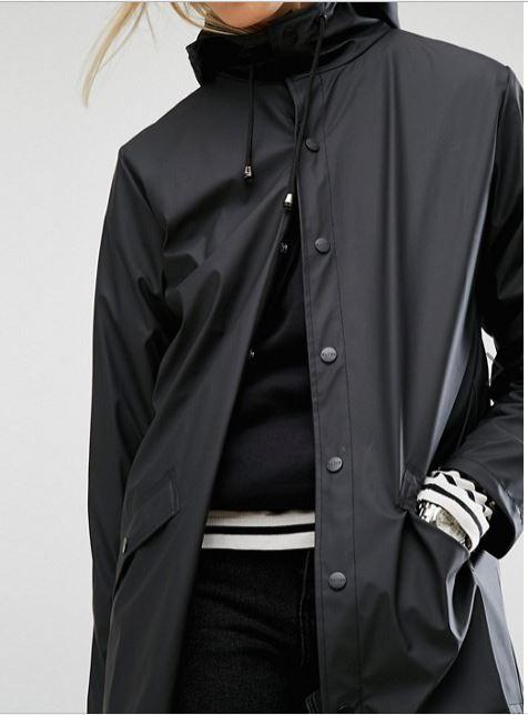 Rains Waterproof jacket £75