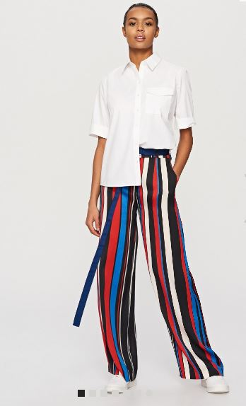 Reserved striped trouser £39.99