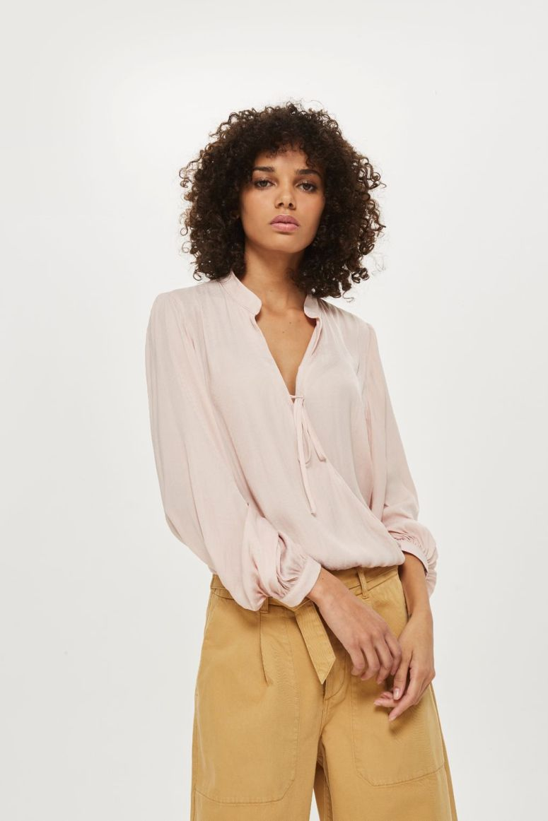 Topshop Gypsy Blouse £34