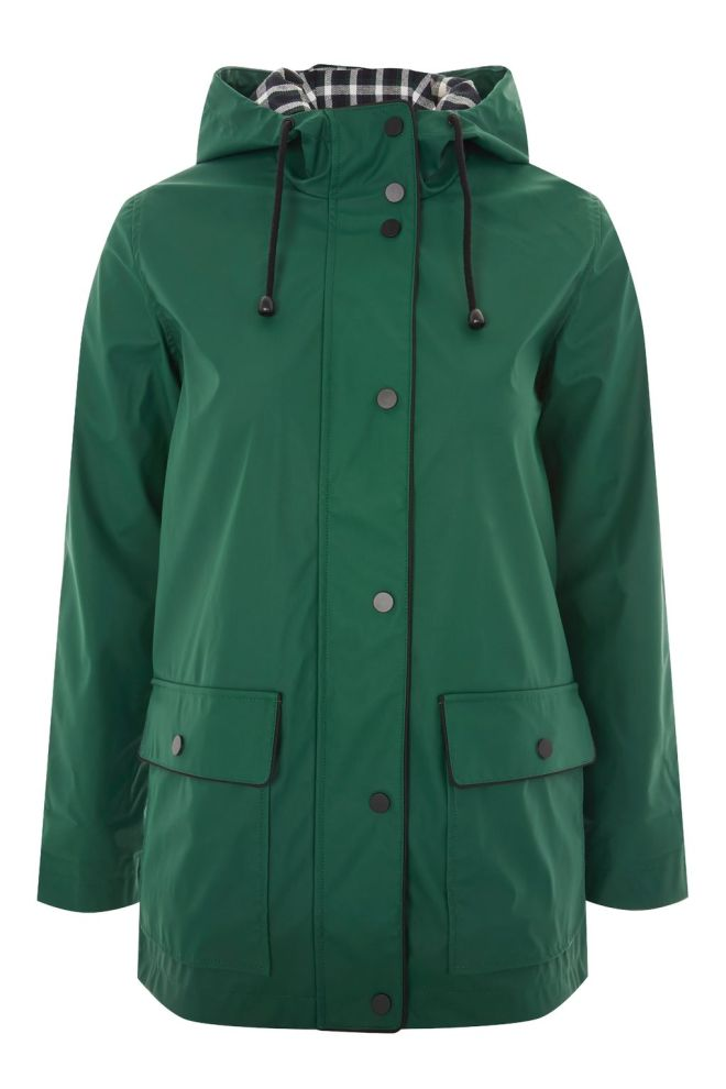Topshop raincoat £49