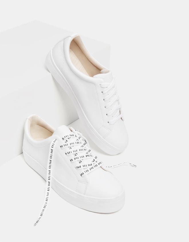 Bershka sneakers £19.99