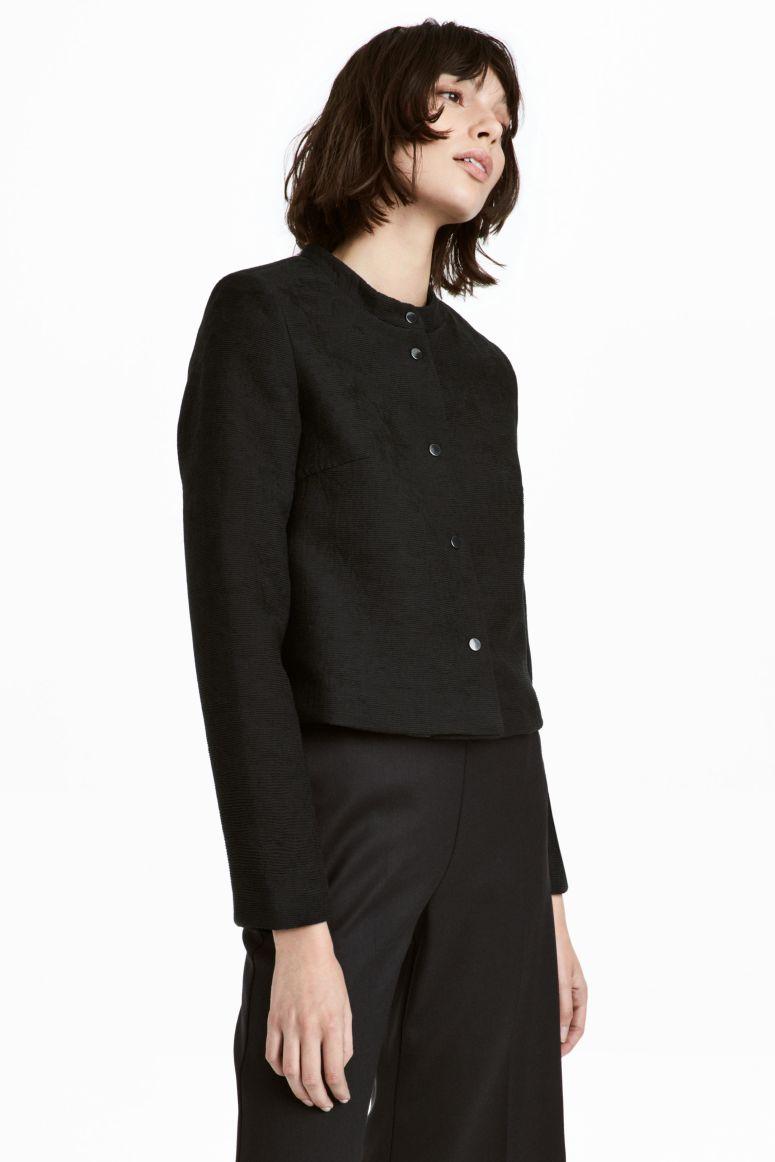 H&M Textured jacket £34.99