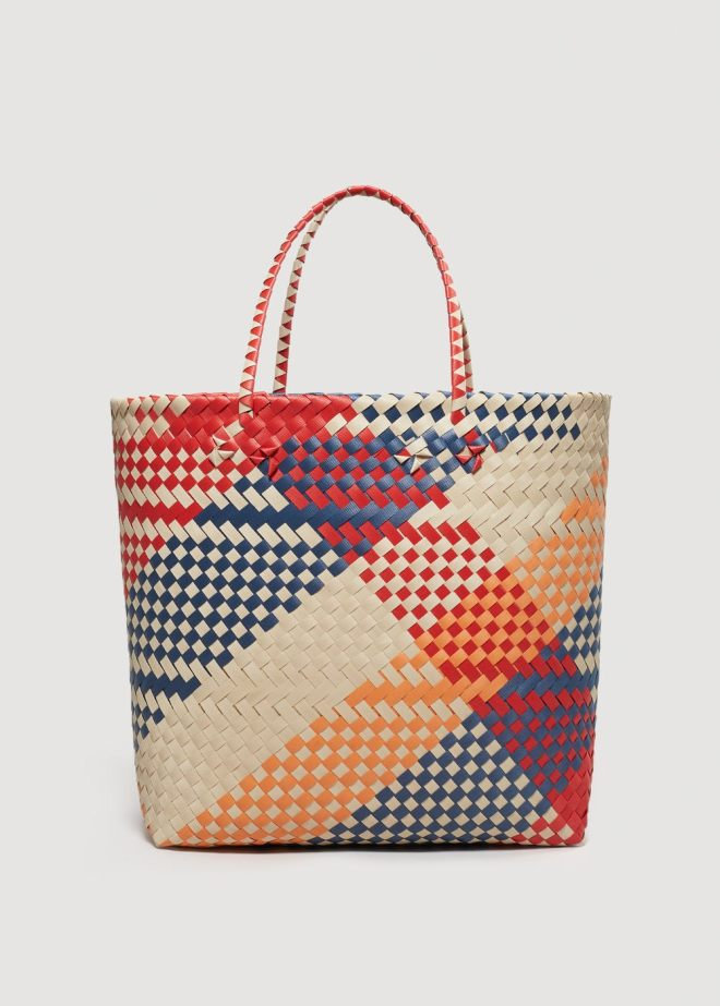 Mango Braided bag £19.99