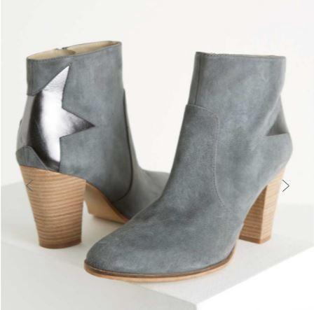 Mint Velvet Smoke Star Boots £149