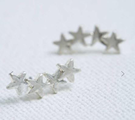 Mint Velvet star cuff earrings £19