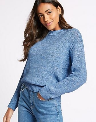 M&S textured jumper £29.50