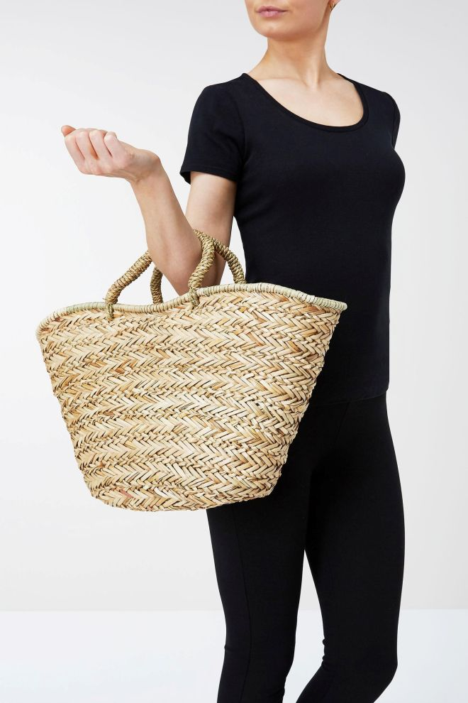 Next Straw tote £32