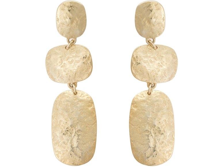 Oliver Bonas statement earrings £39